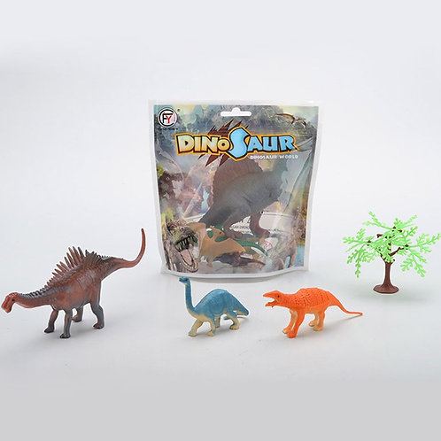"""Набор """"Динозавры"""", в/п 17*16*2 см"""