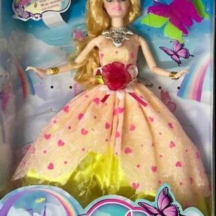 Кукла, в/к 22*5,5*33 см.