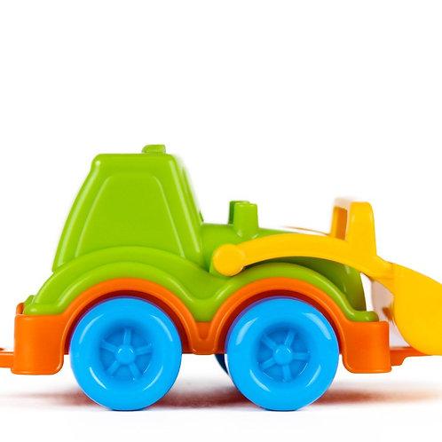 """Игрушка """"Трактор"""", 12,7*6,4*5,5 см."""