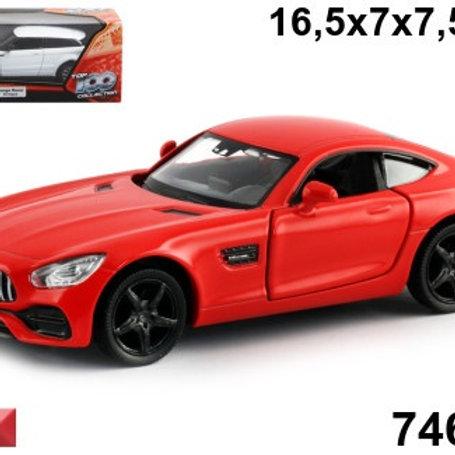 "Машинка ""MERCEDES-BENZ GT S AMG 2018"" 5"""