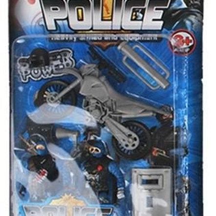 "Набор ""Полиция"", на блистере, 31*20*3 см."