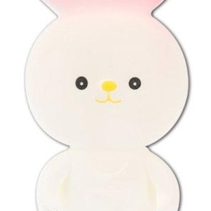Игрушка для купания детей - зайчик (пищалка), материал: пвх, в/п 11*4*14 см.