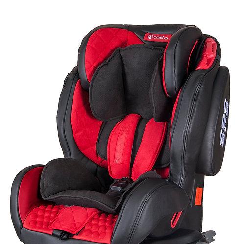 Автокресло Coletto Sportivo Only isofix 9-36 кг, красный