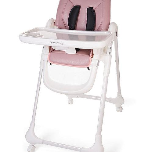 Стульчик для кормления Dearest Baby (Розовый)