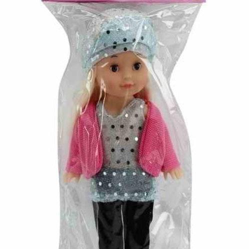 Кукла-пупс простой в/п 17,5*7*35 см