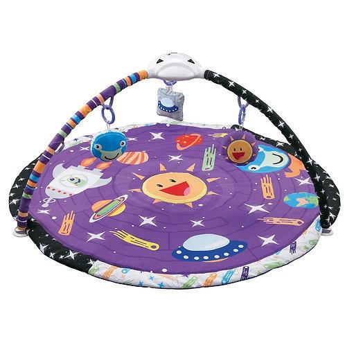 Развивающий коврик Konig Kids Космос с проектором