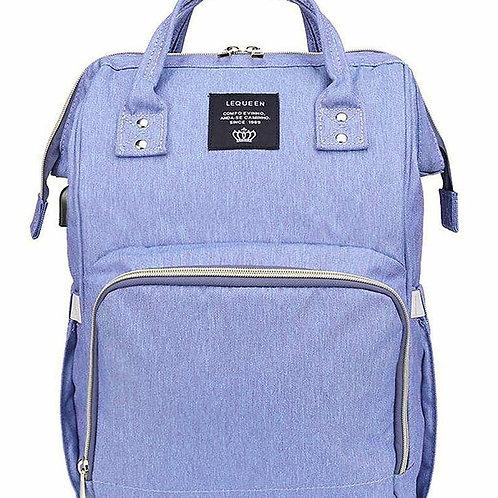 Рюкзак для мамы, фиолетовый