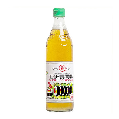 Vinagre para Sushi KONG YEN 600 ML