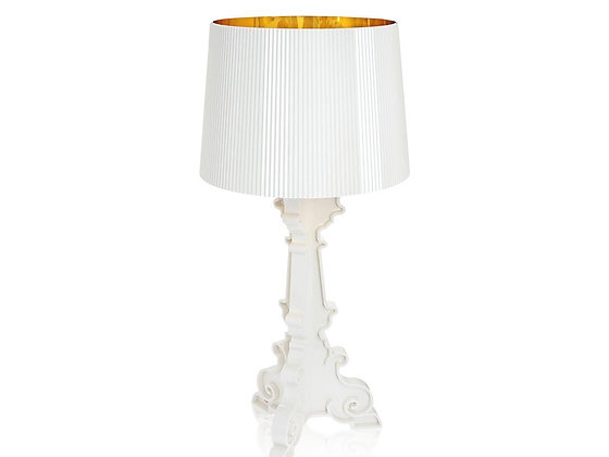 Lámpara Bourgie White