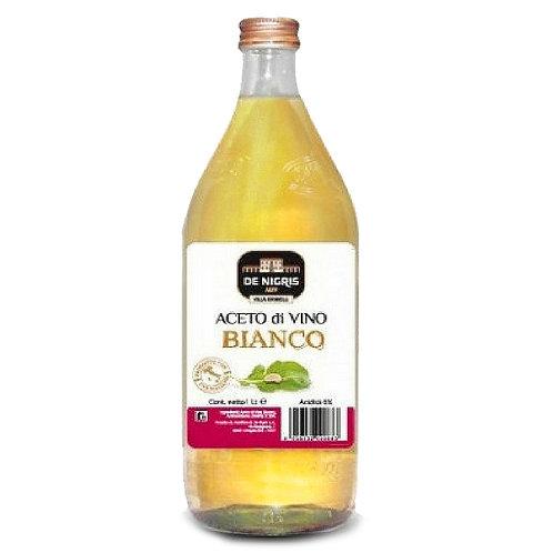 Vinagre de Vino Blanco 1 Lts. ITALIANO