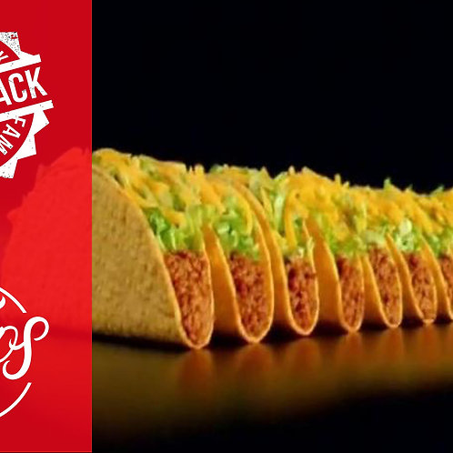 12 Tacos FAMILY PACK