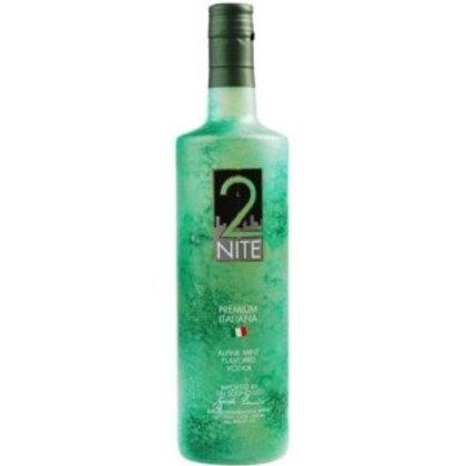 Vodka 2NITE Menta 0.75ML