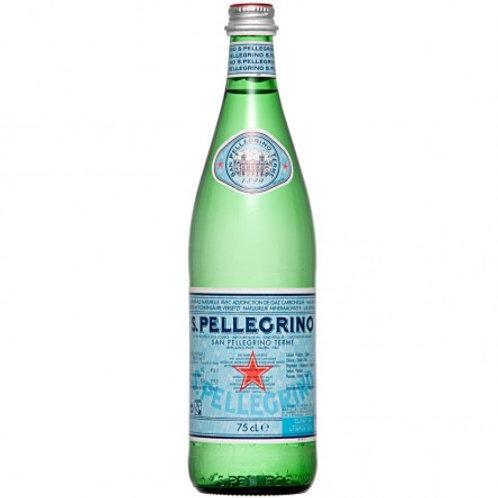 Agua San Pellegrino 0.75 Lts.