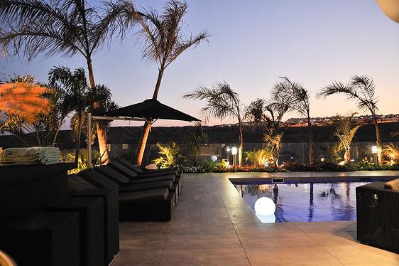 Choucher de soleil villa diamond luxe eilat israel location palmier