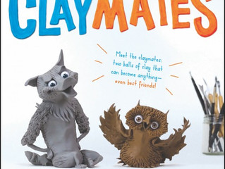 The CLAYMATES COVER REVEAL!
