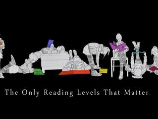Celebrating One Year of The Reading Levels Image