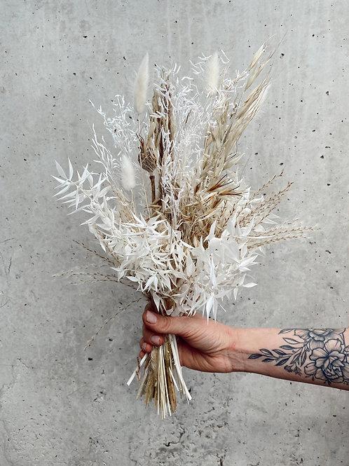 Kleiner Trockenblumenstrauß