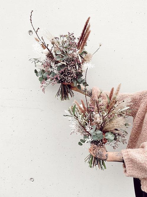 Frischtrocken Blumenstrauß groß