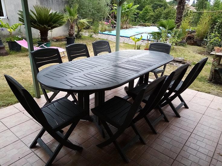 remise en état meubles de jardin