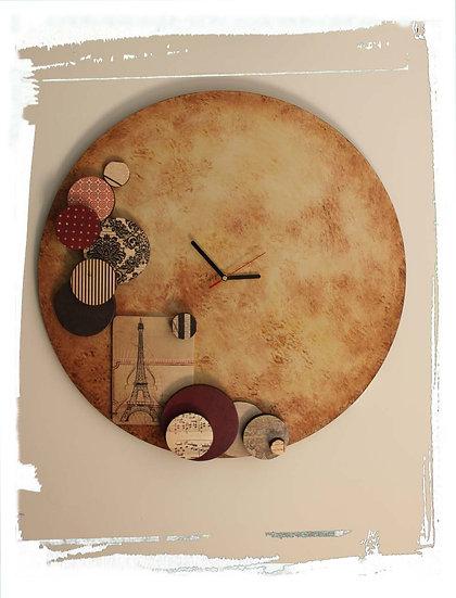 """Horloge géante """"Paris"""""""