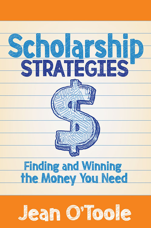 Scholarship Strategies Book
