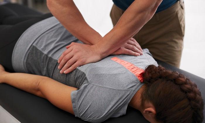 Auto Injury Medical Massage