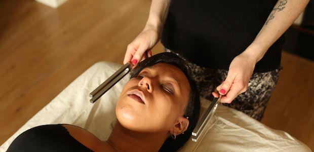 Restorative Sound Healing Treatment