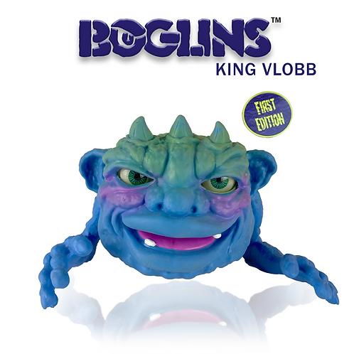 Boglins - King Vlobb