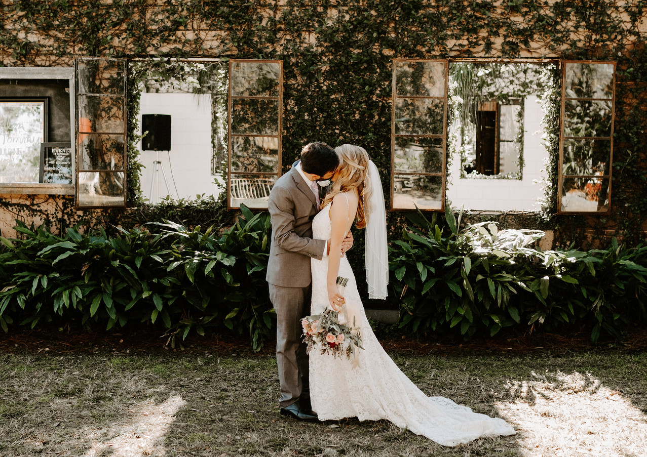 The Acre Orlando Wedding