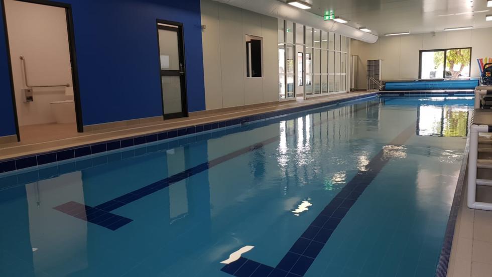 Swimming Centre