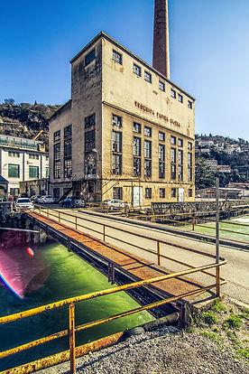 "Paper Factory ""Hartera"" in Rijeka, Croatia"