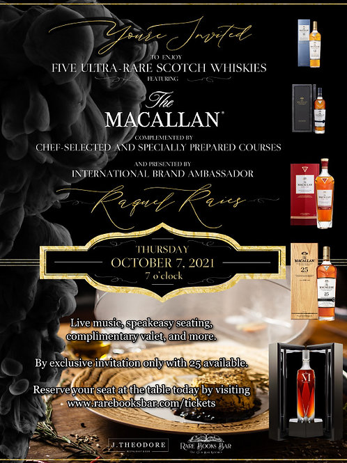 A Night with Macallan