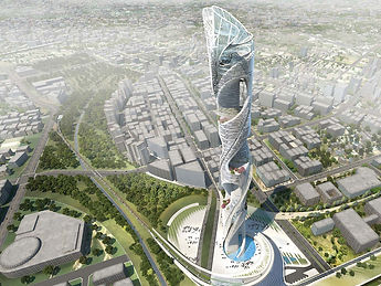 Centennial Tower -Raymond Pan + HMC