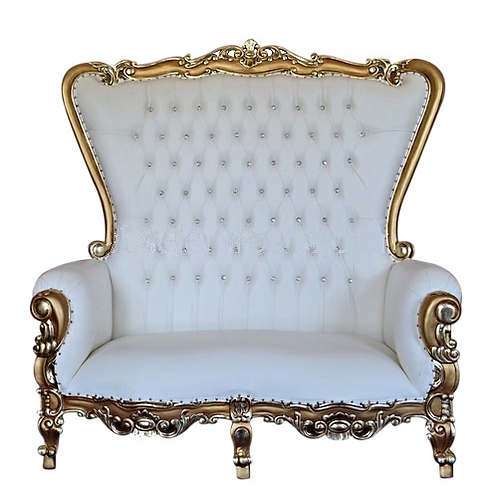 Throne Loveseat