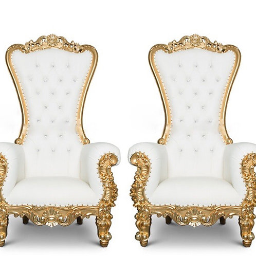 Throne Chairs (SET)