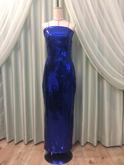 オールスパンのドレス