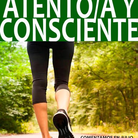 CAMINATA ATENTO/A Y CONSCIENTE