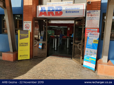 ARB Electrical Wholesalers