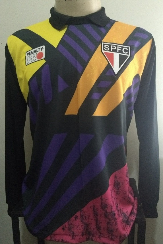 Camisa Di Retrô Goleiro São Paulo Mundial 93 - R$ 149,85 em ...