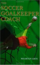 Capa do livro the soccer goalkeeper coach