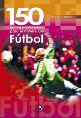 Capa do livro 15- ejercicios de entrenamiento para el portero de futbol
