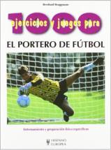 Capa do livro 1000 ejercicios y juegos para el portero de futbol