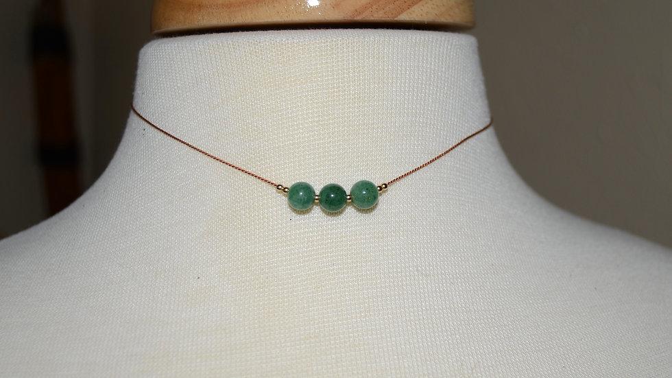 Aventurine Necklace