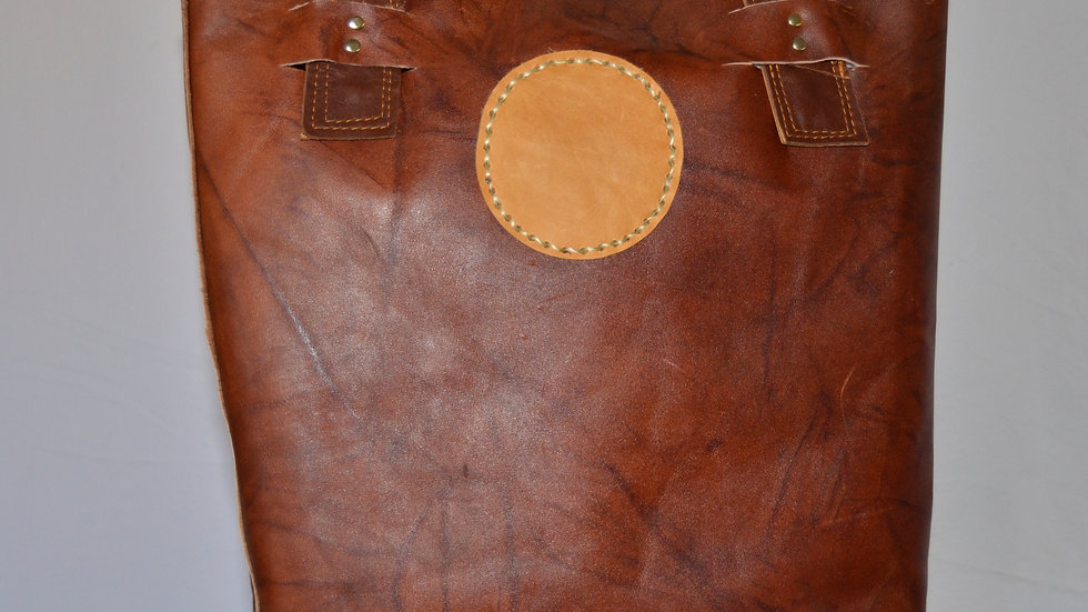Sunny Leather Tote!