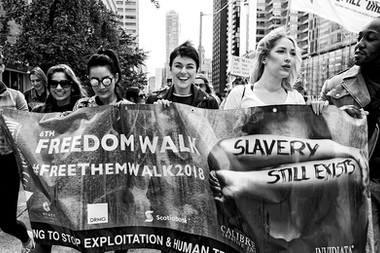 Free Them Walk