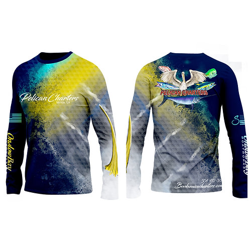 Pelican Charter Shirt