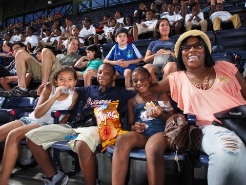 2015 Outing at the Braves Game