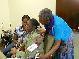 Grandparent gathering