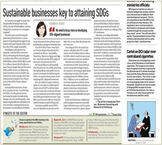 Karnika Yadav sustainable-businesses-key