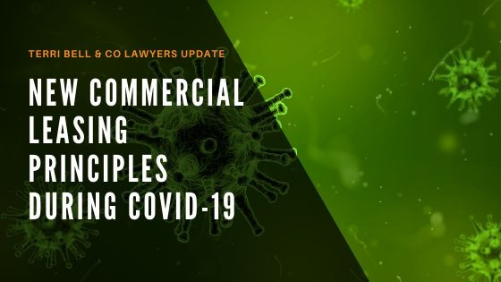 New Leasing principles during Covid-19